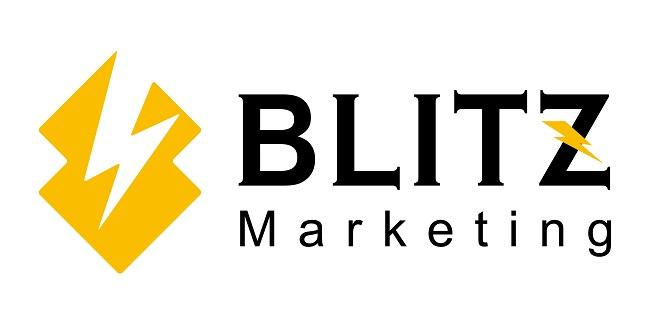 株式会社BLITZ Marketingロゴ